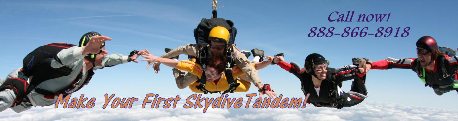 Pricing – Skydive Flying V Ranch