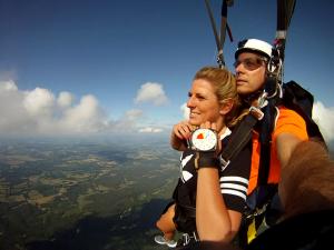 Skydiving in St Louis
